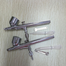 SAT5107 makeup air brush professional airbrush cosmetic air compressor makeup airbrush kit