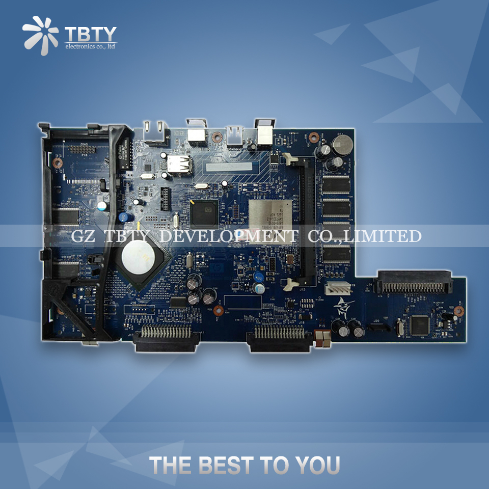100% Guarantee Test Main Formatter Board For HP M5025 5035MFP M 5025 5035 Q7565-60001 Q7565-67910 Mainboard On Sale цена
