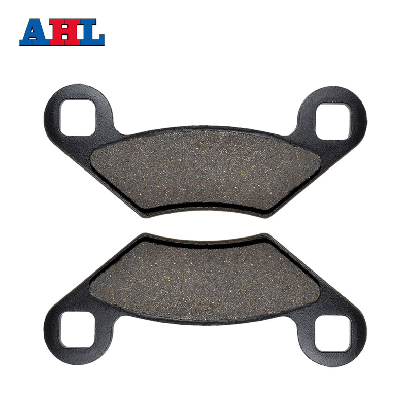 Motorcycle Brake Parts Brake Pads For PALARIS ATV Front & Rear Brake All Model Disc Motor Brake Disk 1989-2017 #FA159