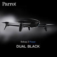 Parrot BEBOP 2 POWER FPV Drone 4K Quadrocopter with Camera HD Quadrupter Up to 25 Minutes of Flight time, FPV goggles Quadcopter