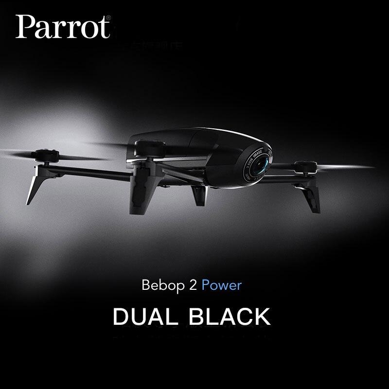 Perroquet BEBOP 2 PUISSANCE FPV Drone 4 k Quadrocopter avec Caméra HD Quadrupter jusqu'à 25 Minutes de temps de Vol, lunettes FPV Quadcopter