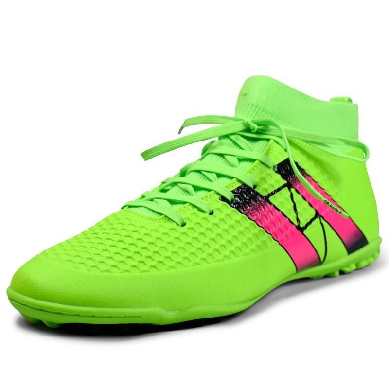 size 40 13e04 c1814 Futsal botas de fútbol zapatillas hombres barato fútbol Superfly original  calcetín zapatos de fútbol con botines Hall en Zapatos de fútbol de  Deportes y ...