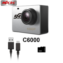 MJX C6000 1080P 5G 300M Wifi FPV Real time Image RC Helicopte Camera for MJX Bugs