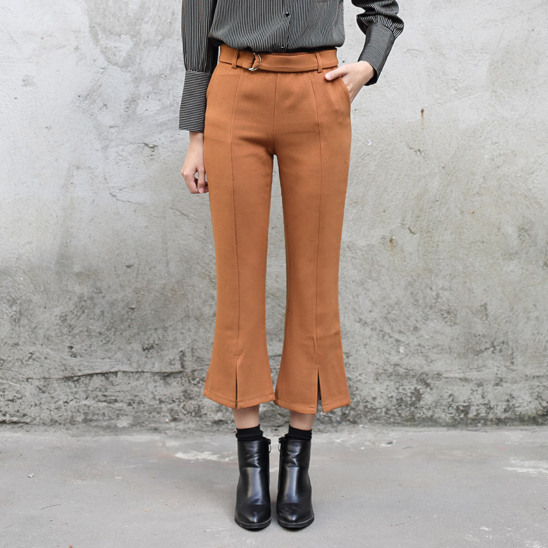 Popular Wide Leg Khaki Pants for Women-Buy Cheap Wide Leg Khaki ...
