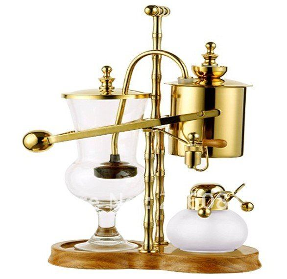 Royal balancing siphon coffee maker/belgium coffee maker,syphon coffee maker/elegant boil coffee tool urnex dezcal coffee maker