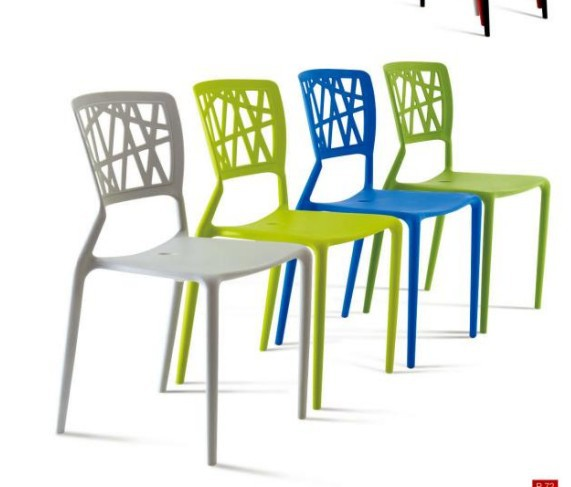 1/6 BJD Dolls Furniture Dollhouse Miniature Plastic Sitting Chairs Art  Decor Colorful Dreamhouse Chair