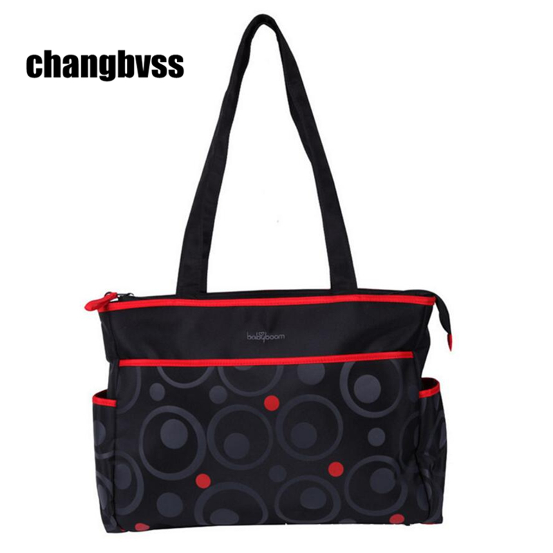 Free Shipping Maternity Mother Baby Diaper Backpacks Nappy Bags Multifunctional Changing Bags For Mommy Tote Shoulder