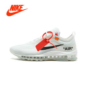 free shipping a38cc 7f3eb NIKE AJ4585-100 Air Max 97 OG Off White Mens Running Shoes Sneakers