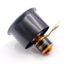 QX-MOTOR QF2611 3500KV 4500KV бесщеточный двигатель с 55 мм 64 мм 6 весло EDF воздуховоды вентилятор для RC Дрон Канальные