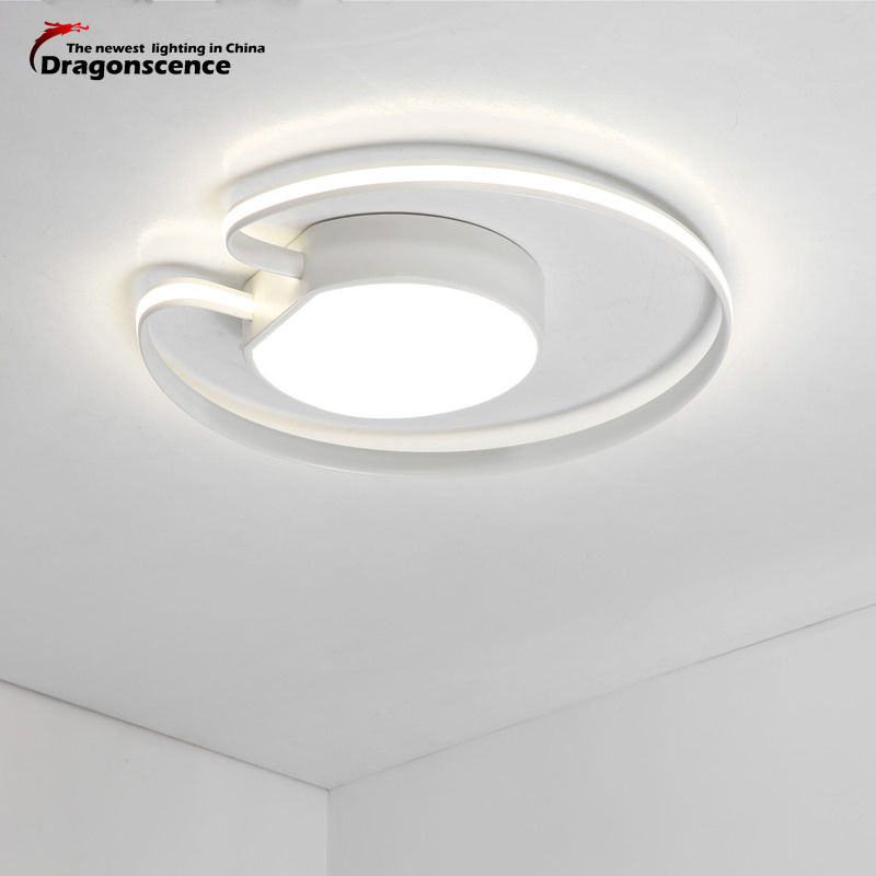 Dragonscence Modern LED Ceiling Light Lighting Fixture Lamp Surface Mount Living Room Bedroom Bathroom Remote Control Home DecorDragonscence Modern LED Ceiling Light Lighting Fixture Lamp Surface Mount Living Room Bedroom Bathroom Remote Control Home Decor