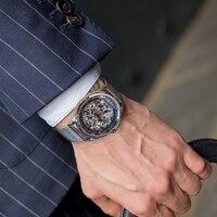 AGELOCER Original - Swiss Brand Watch Mens Watch - Mechanical Design - Skeleton Watch 4
