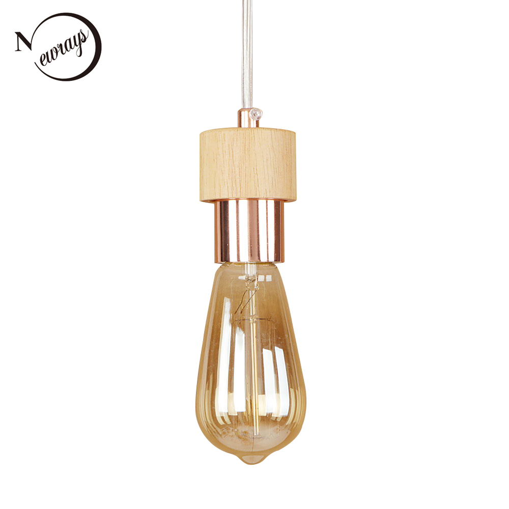 Modern simple iron wooden pendant light LED E27 loft country hanging lamp with 4 styles for living room dining room cafe hotel nordic wrought iron simple modern pendant lamp with led bulb dinning room light cafe lamp e27 110v 220v free shipping