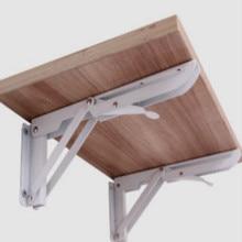 DIY стальное кресло-стул кронштейн для ванной комнаты Трубная полка кронштейн для подъемника стол рама стол стойка тв стойка ТВ складной мебельный механизм