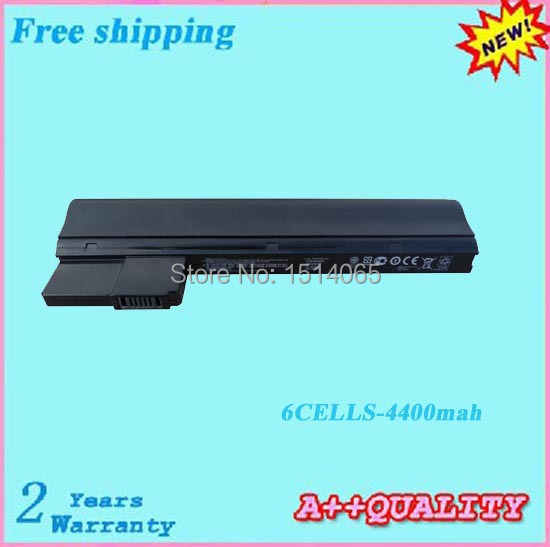 06TY TY06 WQ001AA 607762-001 607763-001  Laptop battery For HP Mini 110-3000  110-3000ca  110-3000EA