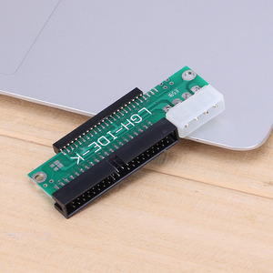 Image 3 - 3.5 Inch 44 Pin Male To 2.5 Inch 44 Pin Female IDE Hard Drive Converter Adapter Card For Desktop PC Computer