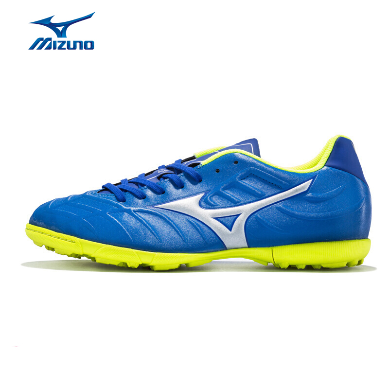 MIZUNO Men REBULA V3 AS Soccer Shoes Professional Sports Shoes Breathable Sneakers P1GD188503 YXZ075 mizuno men s sports beathable cushioning soccer shoes monarcida fs as light sport shoes sneakers p1gd152301 yxz003