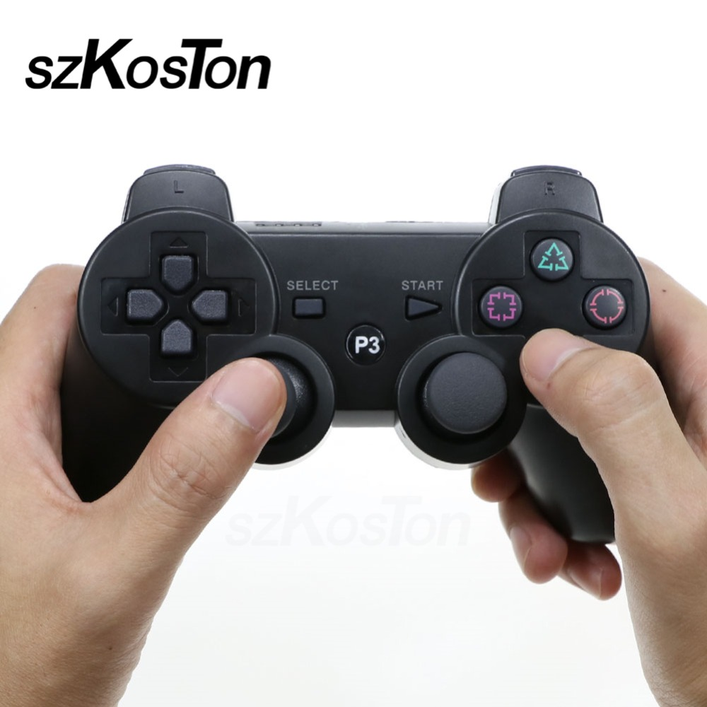 NEW Game Controller Wireless Bluetooth di Qualità 2.4 GHz 7 Colori Per Sony Playstation3 PS3 Controle Joystick Gamepad
