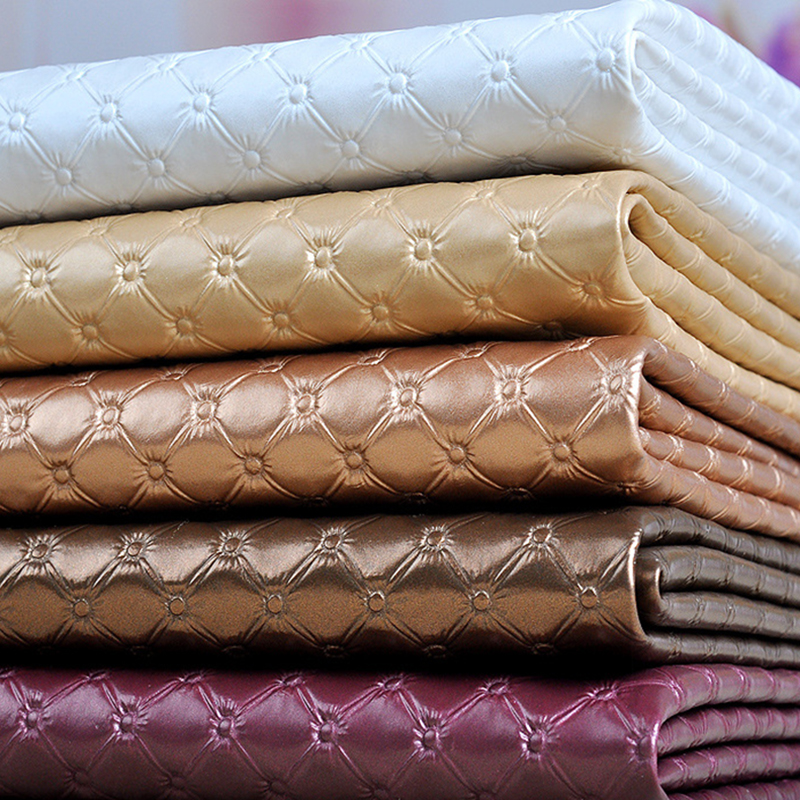 100CM X 140CM Soft Leather Fabric for Sewing PU Artificial Leather for DIY Bag Sofa Furniture Decoration Material100CM X 140CM Soft Leather Fabric for Sewing PU Artificial Leather for DIY Bag Sofa Furniture Decoration Material