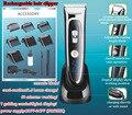 100-240 В Парикмахерская Профессиональный машинки для стрижки волос Бритва триммер мужчины электрический резак для стрижки волос машина стрижка tool Li-батареи