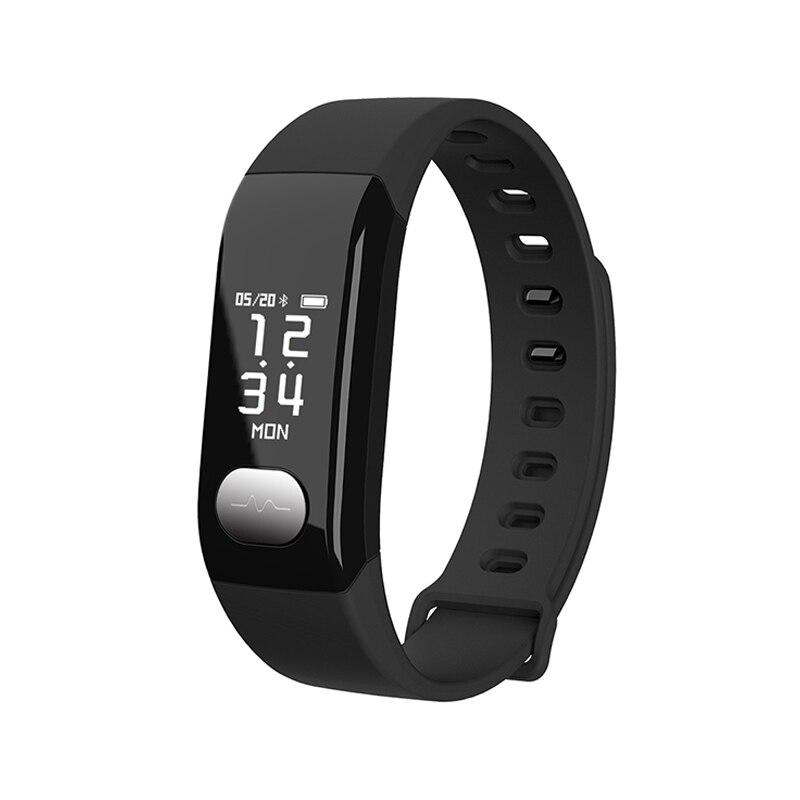 Waterproof Sports Smart Band E29 Smart Wristband Bracelet Blood Pressure ECG Heart Rate Monitor Fitness Tracker