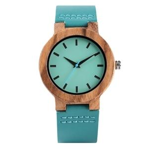 Image 3 - 刻ま DIY カスタム単語に私の妻私ソウルメイト時計木製腕時計レディース時計時間女性の妻のアニバーサリーギフト私の天使