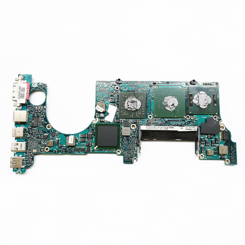 Laptop Motherboard For Macbook Pro 15 A1211 Logic Board 2.33GHz CPU T7600 661-4230 661-4230 820-2054-A Late 2006 Early 2007 for macbook pro 17 a1229 motherboard logic board 820 2132 a 661 4958 2 4ghz t7700 ma897ll a 2007