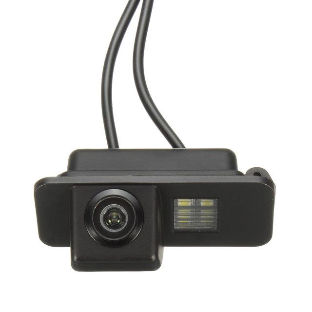 2016 Nova câmera de Visão Traseira de Volta Até Reverter Estacionamento Câmera Cames Para Ford/Mondeo/Focus/Fiesta/Kuga