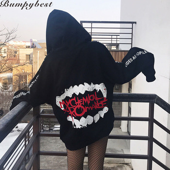 Women Hip Hop Hoodies Fashion Cotton Headwear Sweatshirts Women Hoodies Us size S-XL