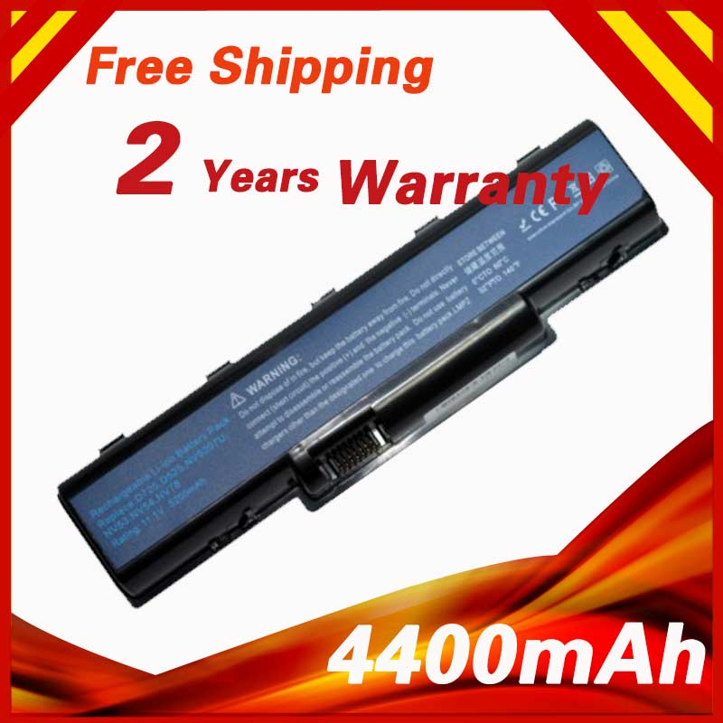 4400mAh Battery For Acer AS09A31 AS09A56 AS09A71 AS09A75 AS09A51 AS09A61 AS09A73 AS09A90 For Aspire 4732 4732Z 5332 5517 7315