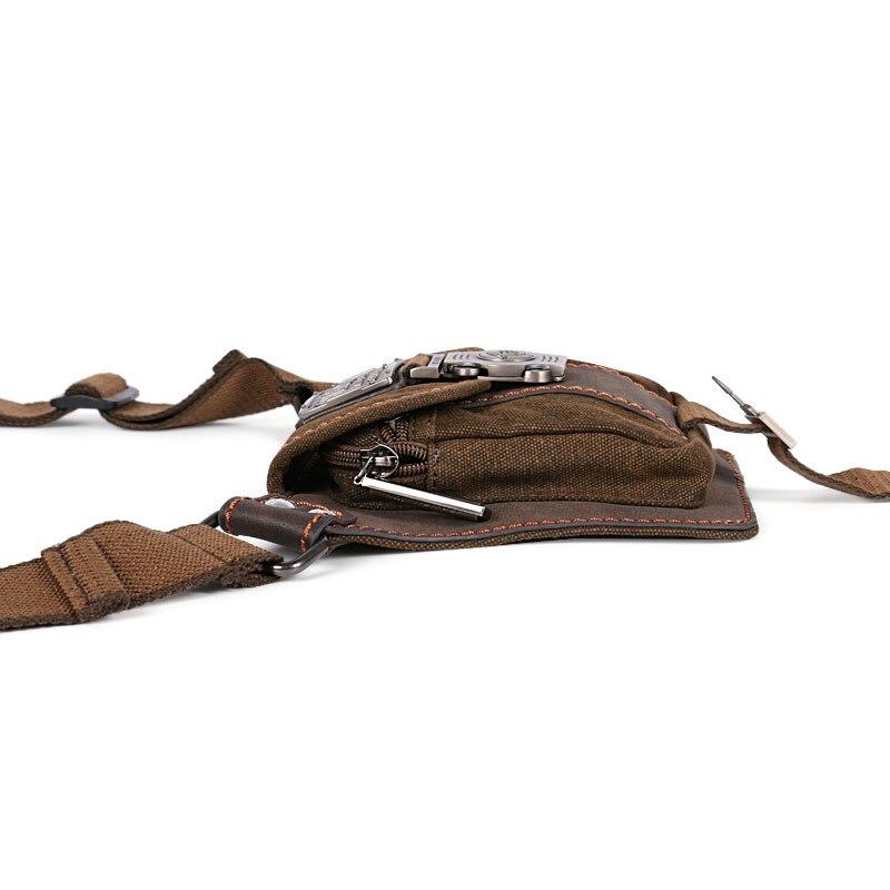 Hot mini retro modeväska fritidssak mjukt läderbälte fritid och - Bälten väskor - Foto 5