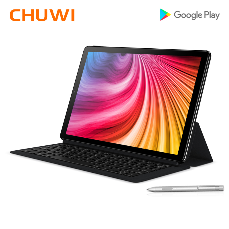 цена CHUWI Hi9 Plus Helio X27 Deca Core Android 8.0 Tablet PC 10.8 2560x1600 Display 4GB RAM 64GB ROM Dual SIM 4G Phone Call Tablets