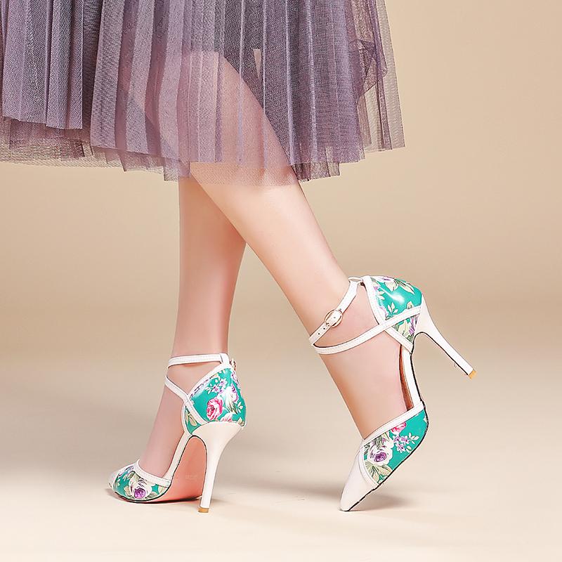 النساء zapatos Dollar الأحذية 12