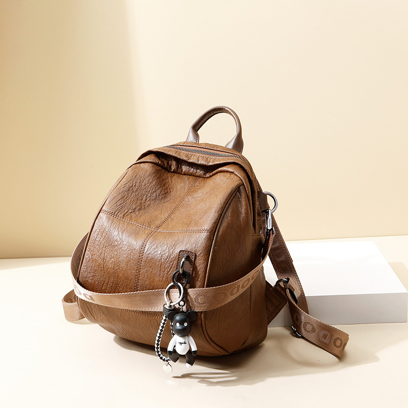 Spring Both Shoulders Package 2019 New Pattern Maam business Backpack doughnut Leisure Time Concise Student girl bagpack saleSpring Both Shoulders Package 2019 New Pattern Maam business Backpack doughnut Leisure Time Concise Student girl bagpack sale