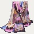 Silk Scarf luxury brand 2016 Echarpe Foulard Femme Plaid Bandana Muslim hijab Chiffon Scarf Women Shawls and Scarves Wraps