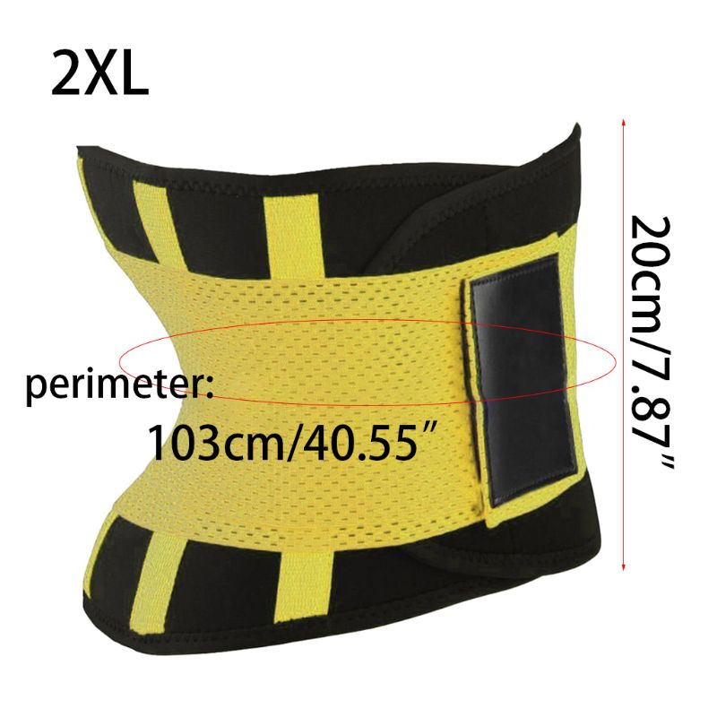 Women Waist Trainer Corset Abdomen Slimming Body Shaper Sport Girdle Belt Exercise Workout Aid Gym Home Sports Daily Accessory 9