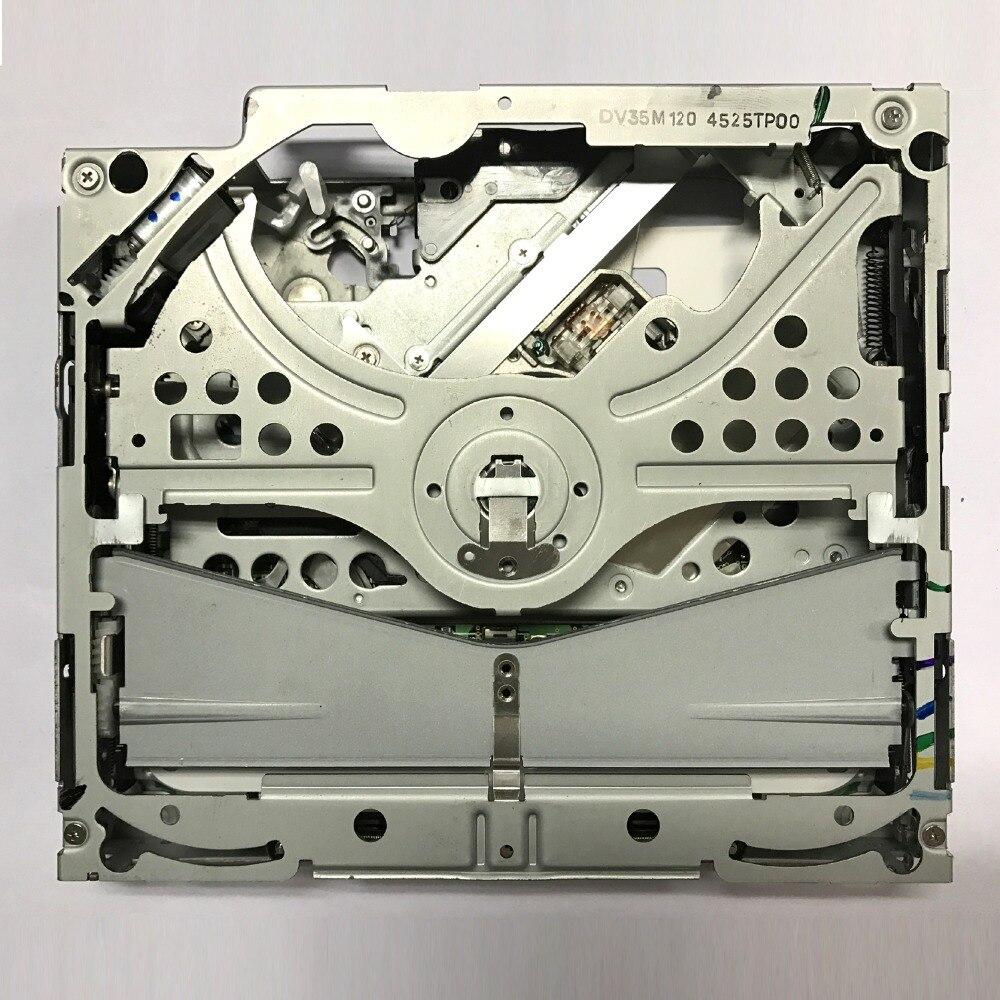 Mécanisme de navigation DVD de voiture d'origine DV33M12A DV35M120 pour système de navigation de voiture audi RNS-E BMW Mercedes - 2