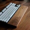 Высокое Качество Деревянных Механической Клавиатуры Для Запястий, Запястье Поддержки Рук Pad Для Механической Клавиатуры (Орех для 60/87/104)