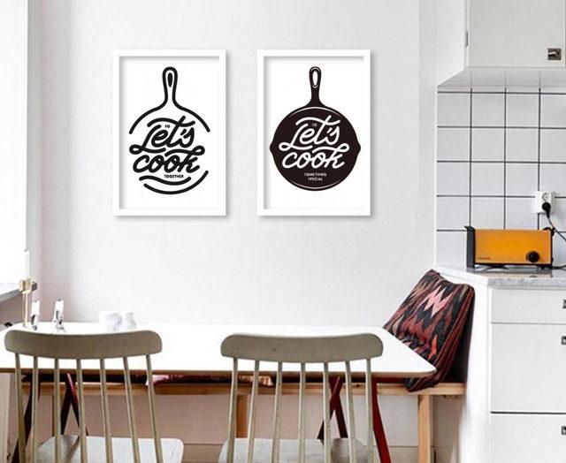 Online shop grappig home keuken decoratie ik liefde koken canvas