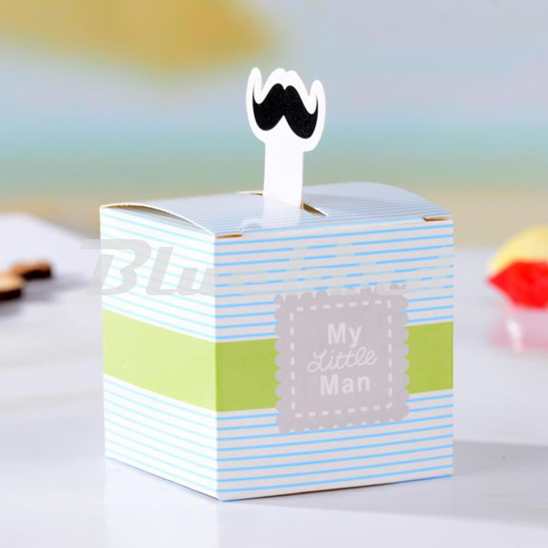 baby shower favors boxes and bags candy box souvenirs wedding gifts for guests 48pcs my little