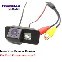 Liandlee For Ford Fusion 2014~2018 / For Mondeo MK4 Car Rear View Backup Parking Camera Reverse Camera / SONY CCD HD Integrated