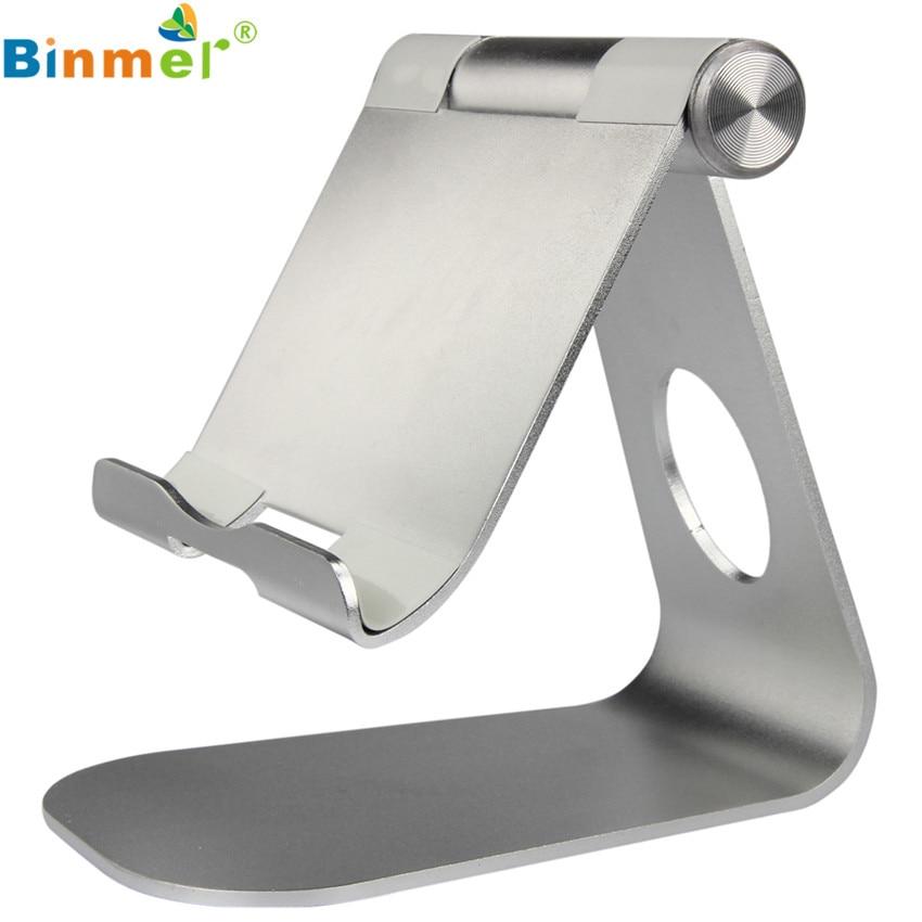 imágenes para 2017 universal de aleación de aluminio ajustable de soporte de muelle para ipad pro 12.9/9.7 pulgadas tablet soporte de teléfono portátil