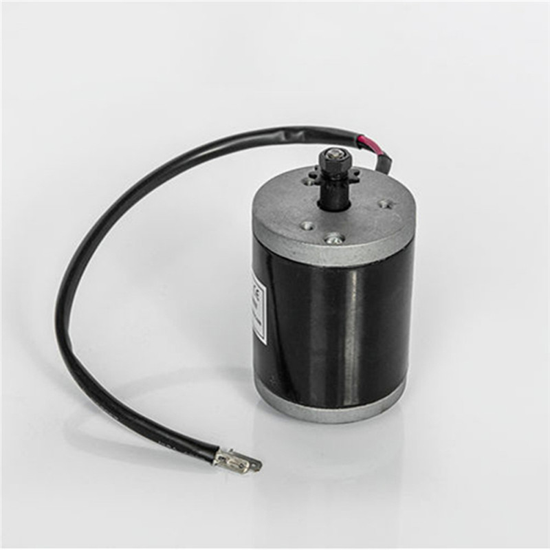 100W Metal Brushed Motor DC for E-bike Small Surfing Electric Scooters 12V 24V