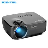 BYINTEL ML213 HD SMART LED HDMI USB Video Digital Portable Home Theater Portable HDMI USB LCD
