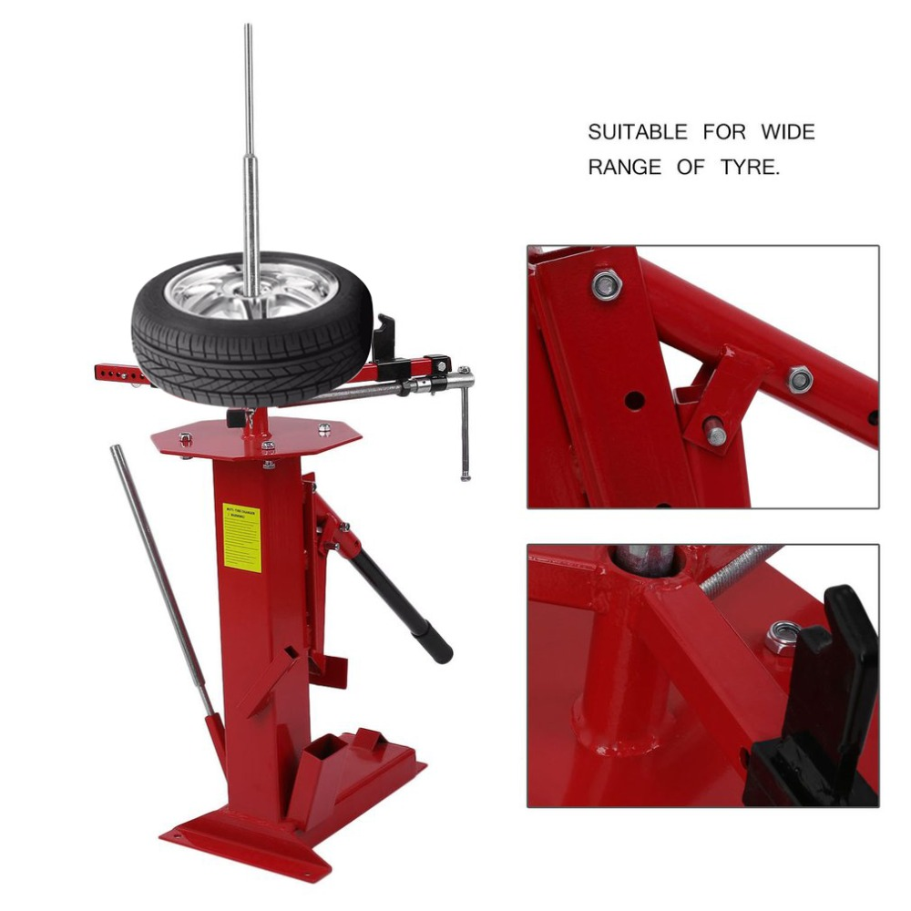 Manual Type Motorcycle/Bike/ATV/Go Kart/Mini Tyre Changer Automotive Shop Manual Auto Tool Manual Portable Tire Changer atv tyre