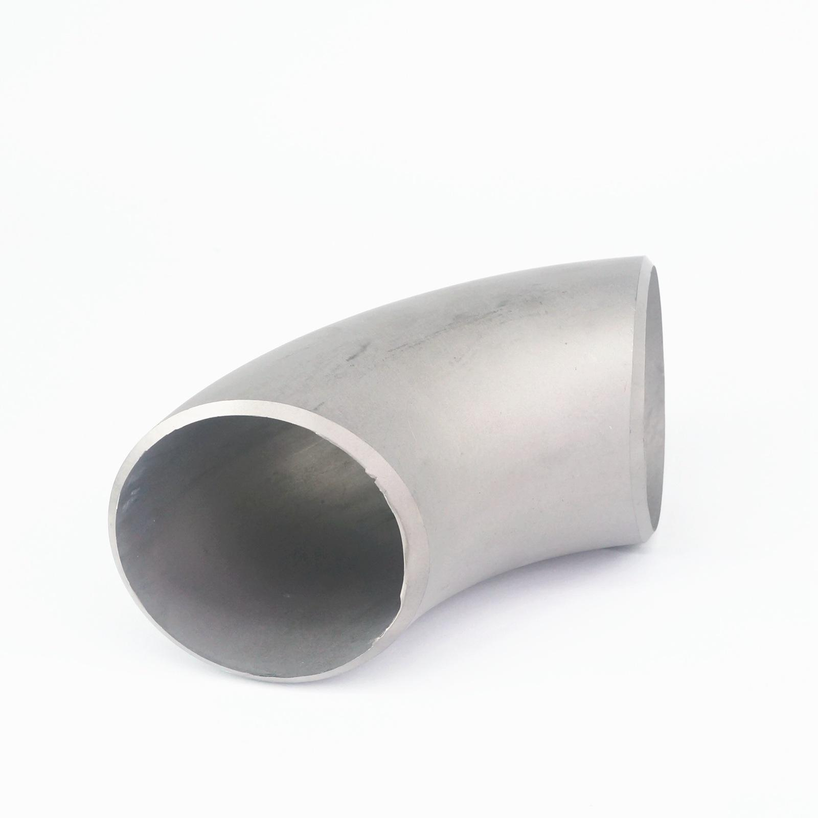 Raccord de tuyau coudé à 90 degrés | De 89x4mm 3.5