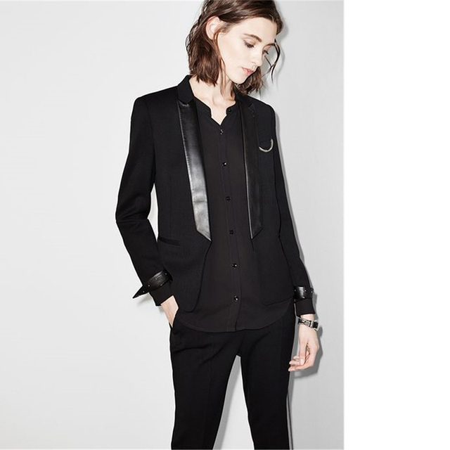 Pants suit Elegant Pant Suits Brazers Womens Business Suits Ladies ...