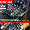 Luxury Version Assembled ES9018 + Amanero USB + MUS8920X2 AD797X2 Op-amp +TCOX 0.1PPM  4 Layer DAC decoder board + Free Shipping