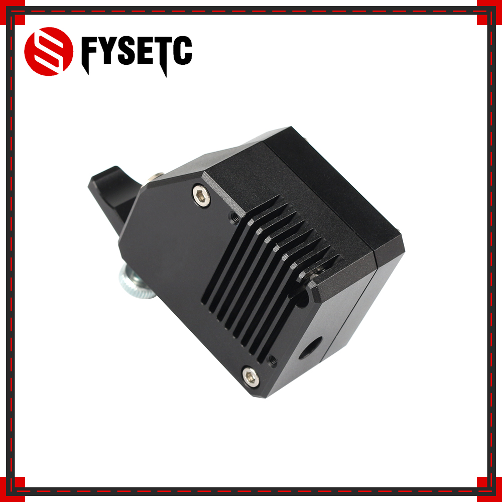 Image 5 - BMG All Metal Extruder Left/right Cloned Extruder Dual Drive  Extruder For Wanhao D9 Creality CR10 Ender 3 Anet E103D Printer Parts