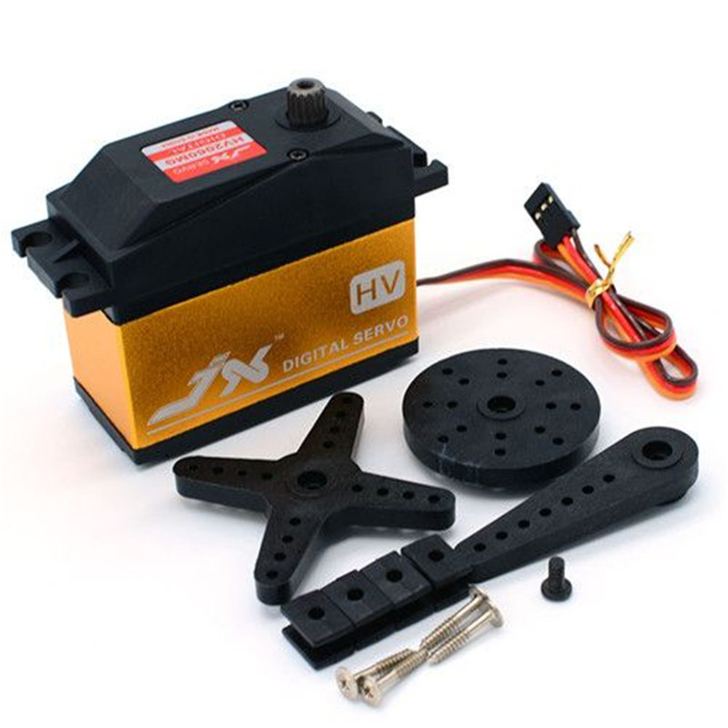 JX SERVO PDI HV2060MG 60KG Metal gear High Voltage Core Digital 180 degrees Servo for 1