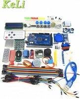 Mega 2560 R3 Starter Kit Motor Servo RFID Ultrasonic Ranging Relay LCD